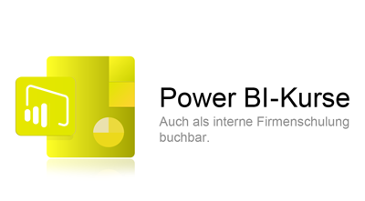 Power BI -Seminare, Kurse, Workshops